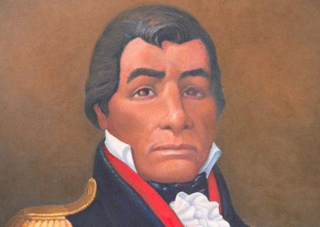 Choctaw Chief Pushmataha