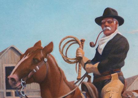 Choctaw Governor Wilson N. Jones