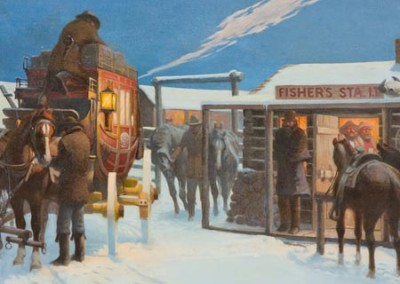 New Year's Eve at Fisher's Station