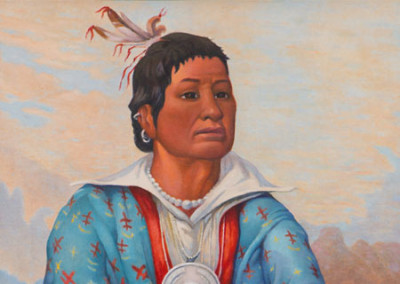 Choctaw Chief Moshulatubbee